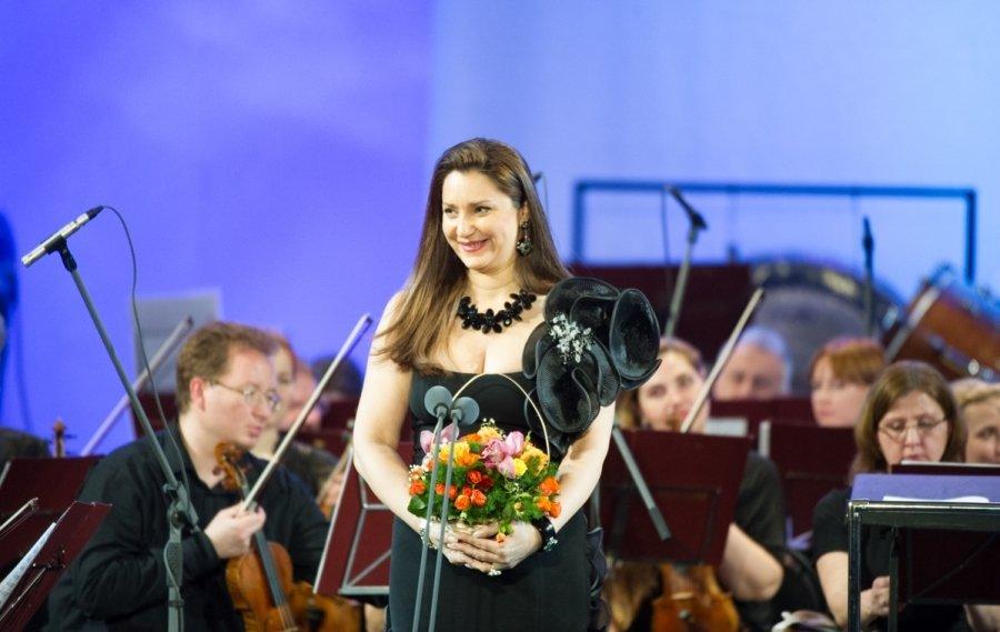 Барбара Фриттоли: «Хорошо, что в Сочи выступают потрясающие музыканты»