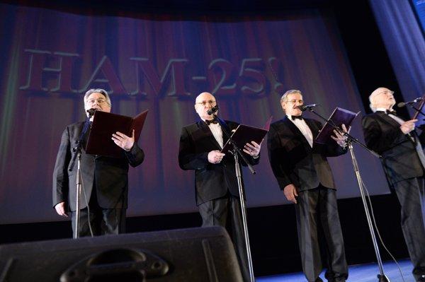 В Доме кино отпраздновали 25-летие Гильдии киноактеров