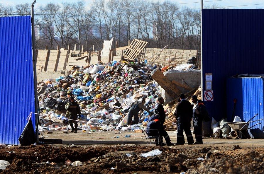 Миллиарды из мусора