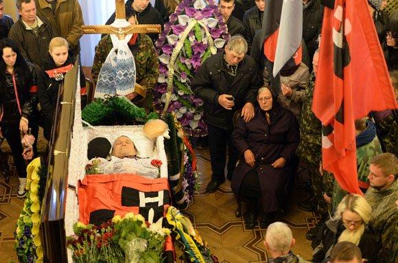 Жизнь и смерть Сашко Белого