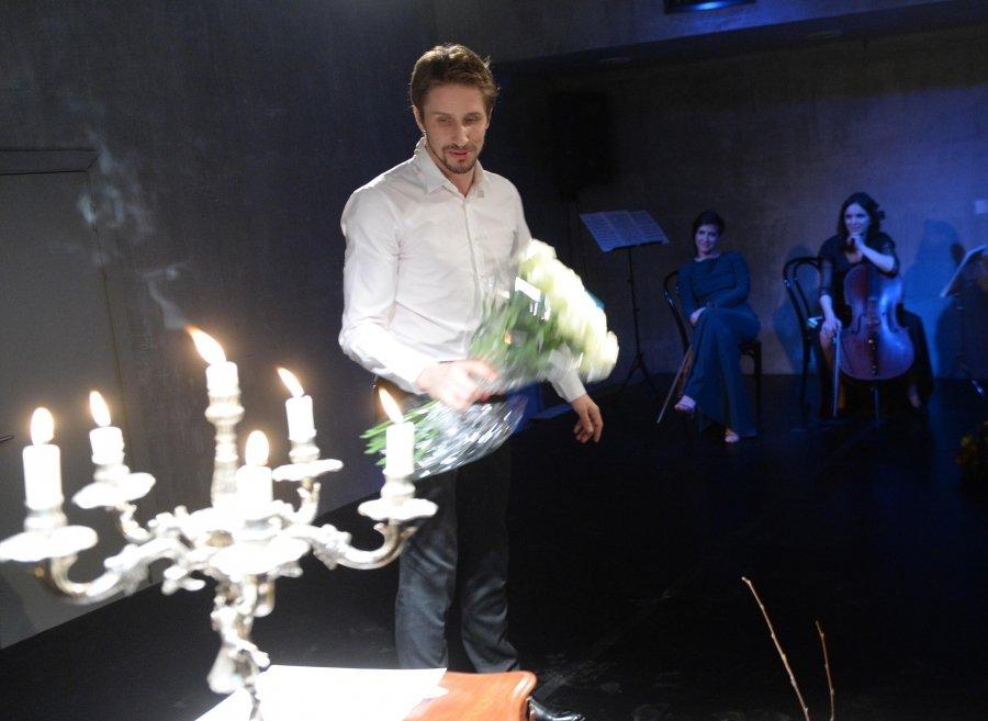 В Аптекарском огороде отметили день рождения Большого театра