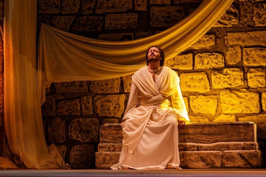 В Камерном музыкальном театре имени Покровского воскресили «Лазаря»
