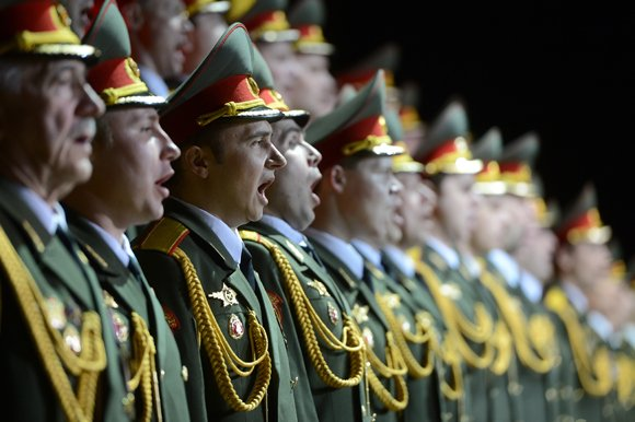 «Вежливые люди» добрались до Москвы