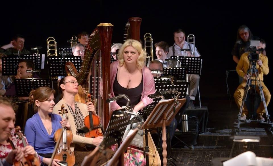 «Репетиция оркестра» шла долго и счастливо