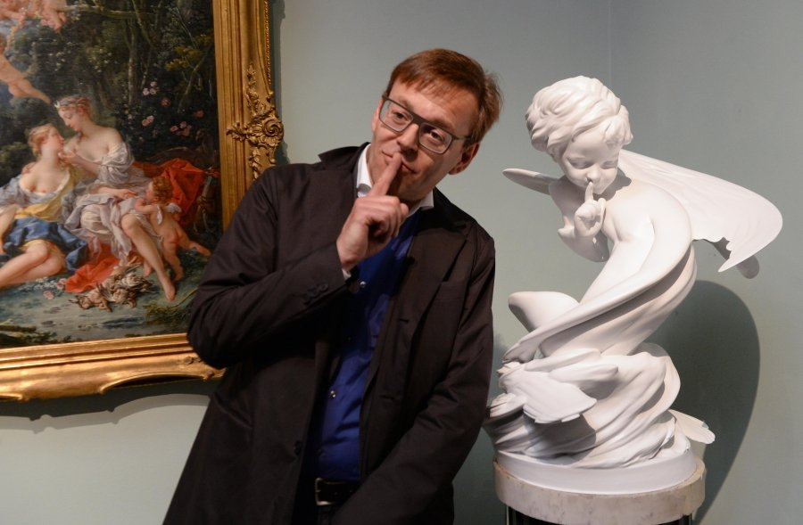 В ГМИИ имени Пушкина привезли «Клоаку» Вима Дельвуа
