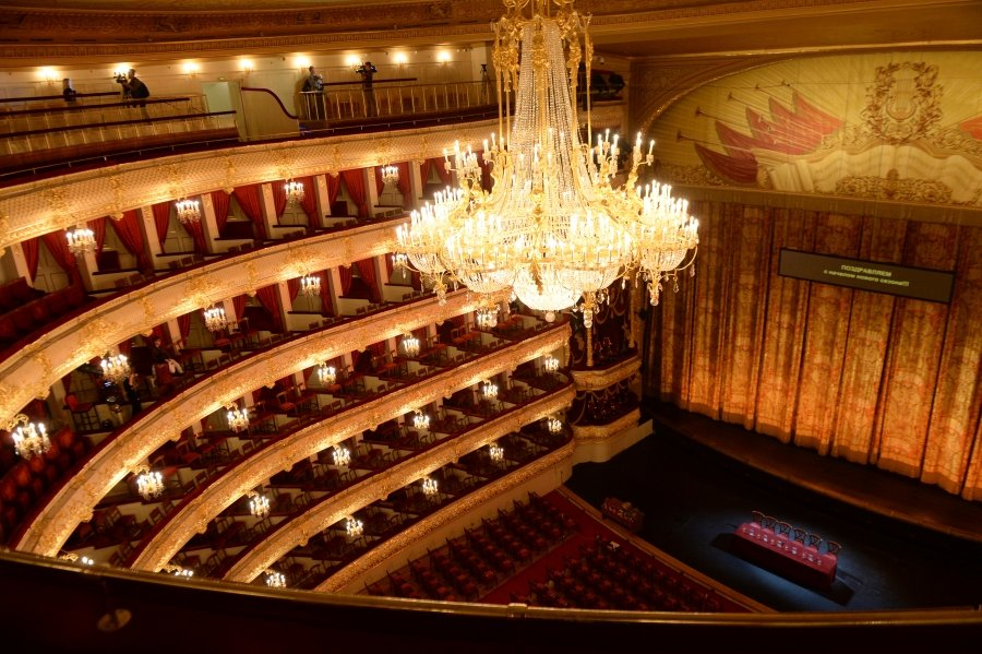 Картинка зала большого театра