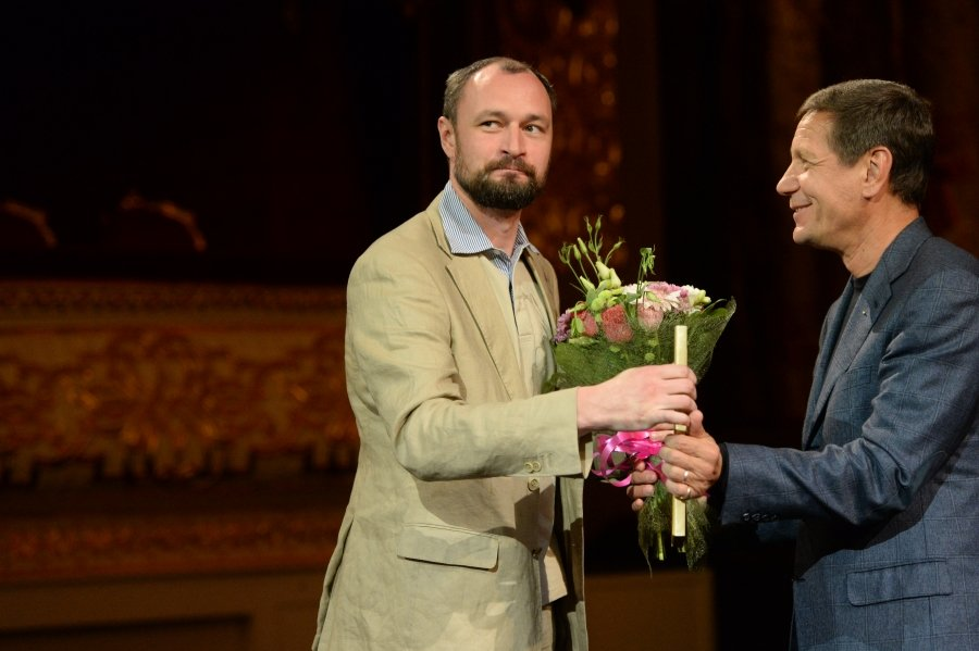 В Большом театре раздали премии и почтили память коллег