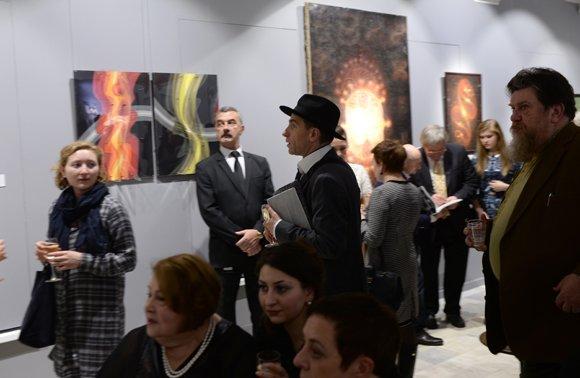 В галерею ArtStory вернулось «Движение» 1960-х годов
