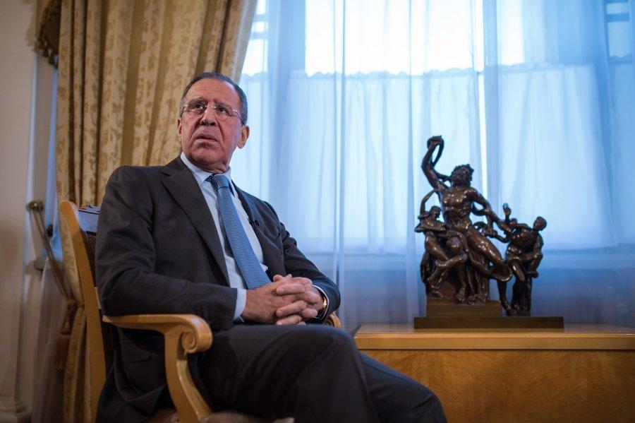 Сергей Лавров: «Нам будет с кем разговаривать в раде и правительстве»