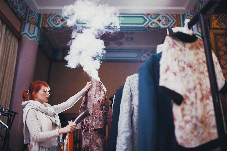 Минпромторг хочет одеть китайцев в русском стиле