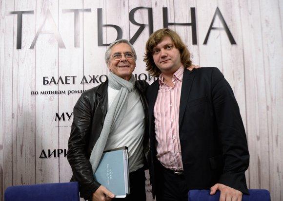 Джон Ноймайер привез в Москву «Татьяну»