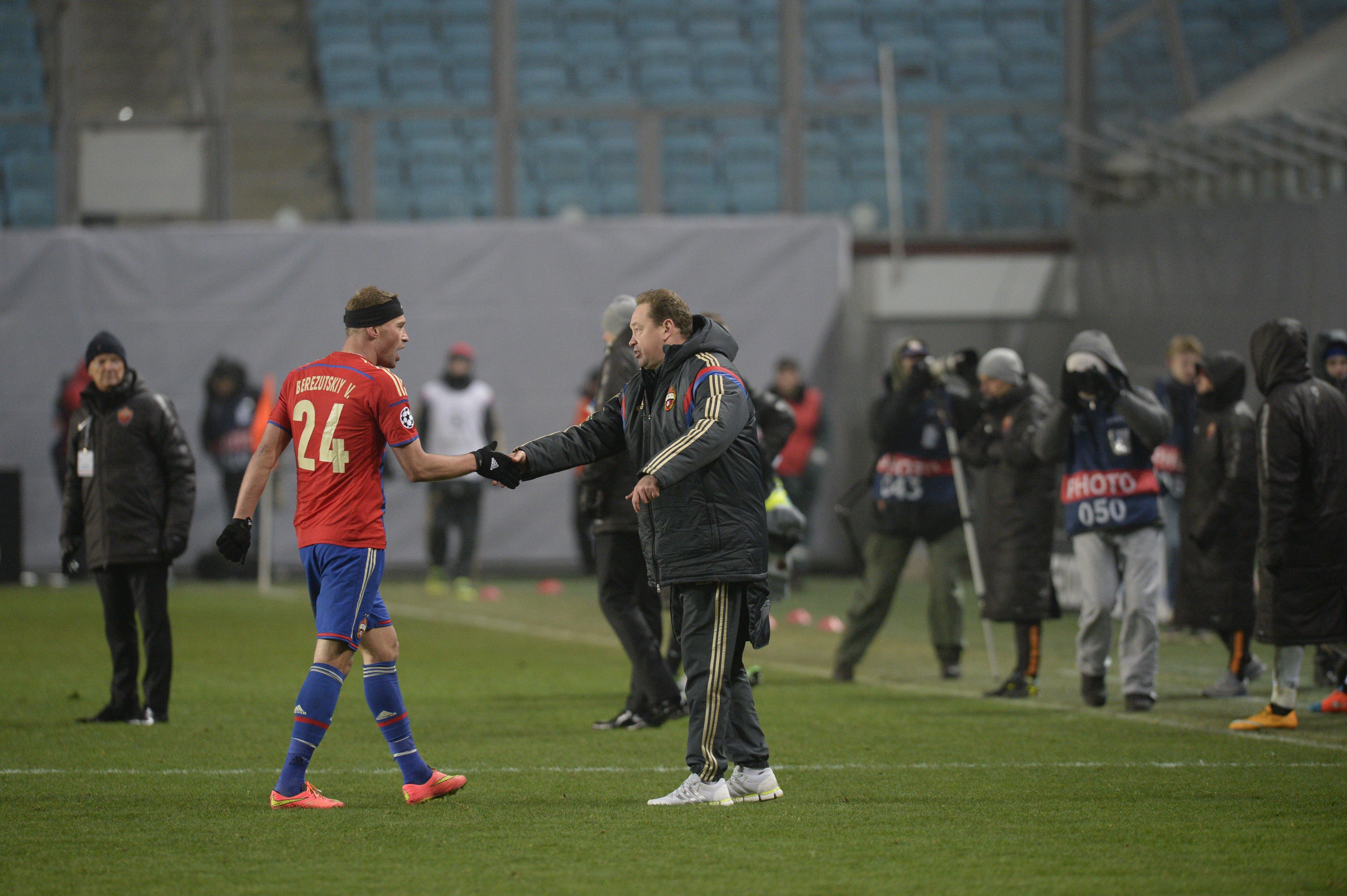 ЦСКА вырвал ничью у «Ромы» на последней минуте
