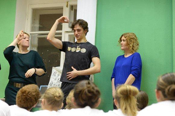 Сергей Полунин: «Не хочу быть привязанным ни к одному театру»
