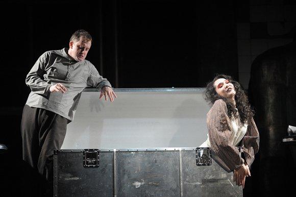 В Камерный театр имени Покровского пришел «Титий Безупречный»