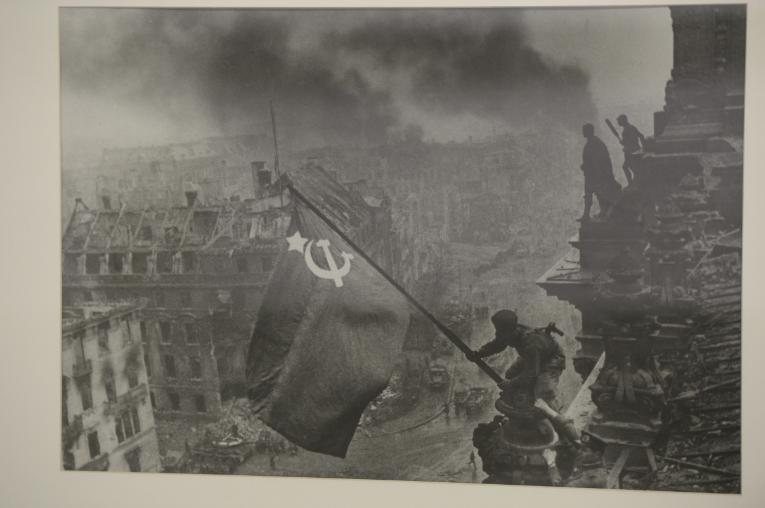 В Москве открылась «Территория Победы»
