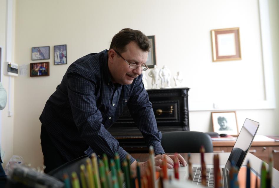 Андрей Добрунов: «Союзмультфильм» должен выздороветь»