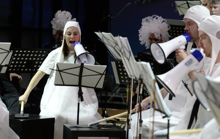 Дмитрий Курляндский: «Союз композиторов — это клуб по интересам»