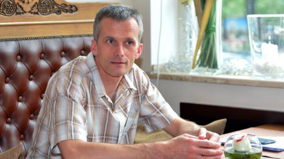«В Москве читают мало, я бы занялся исправлением ситуации»