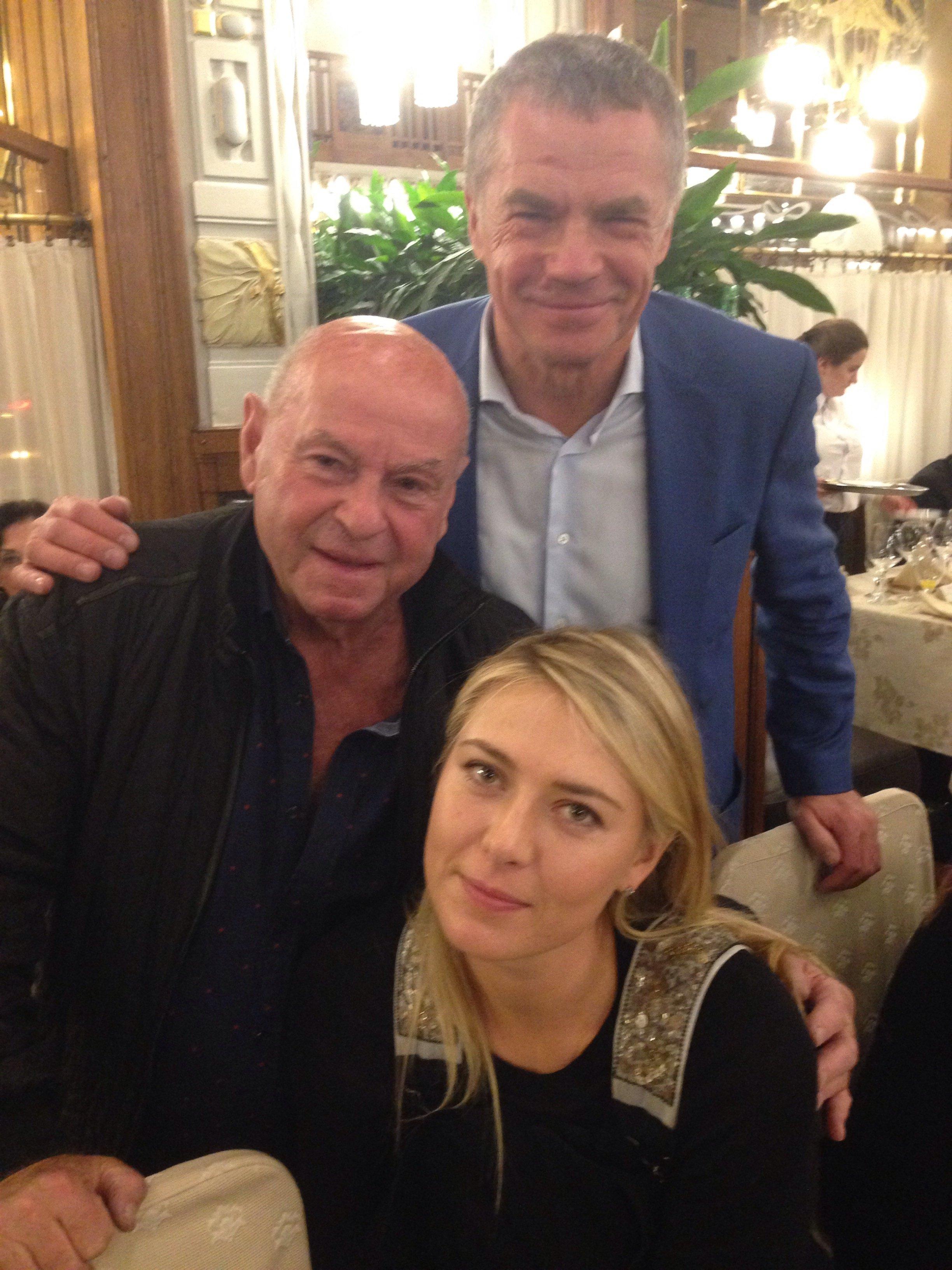 Мария Шарапова примет участие в St.Petersburg Open