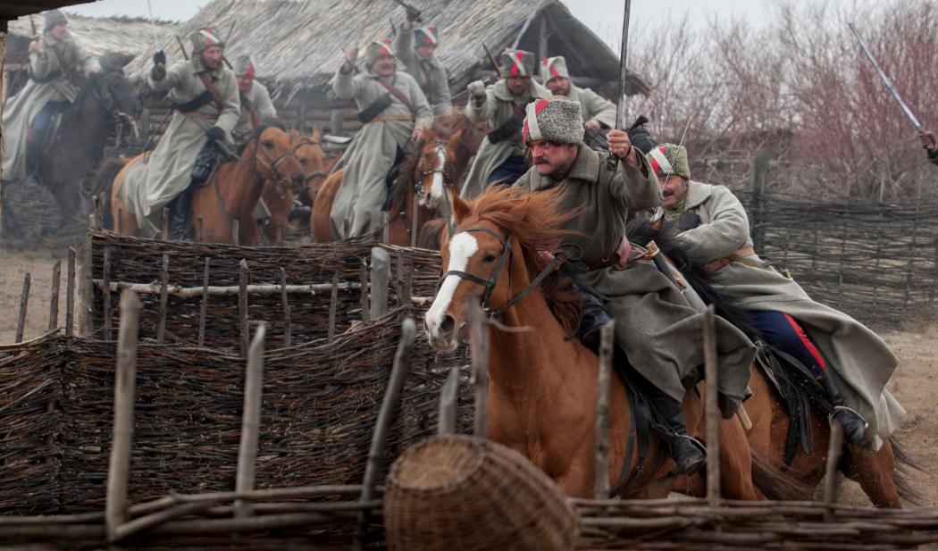 Блокбастер о казаках и революции