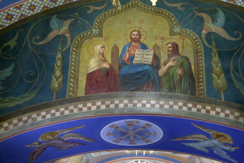 На реставрацию Черниговского подворья потратили 545 млн рублей