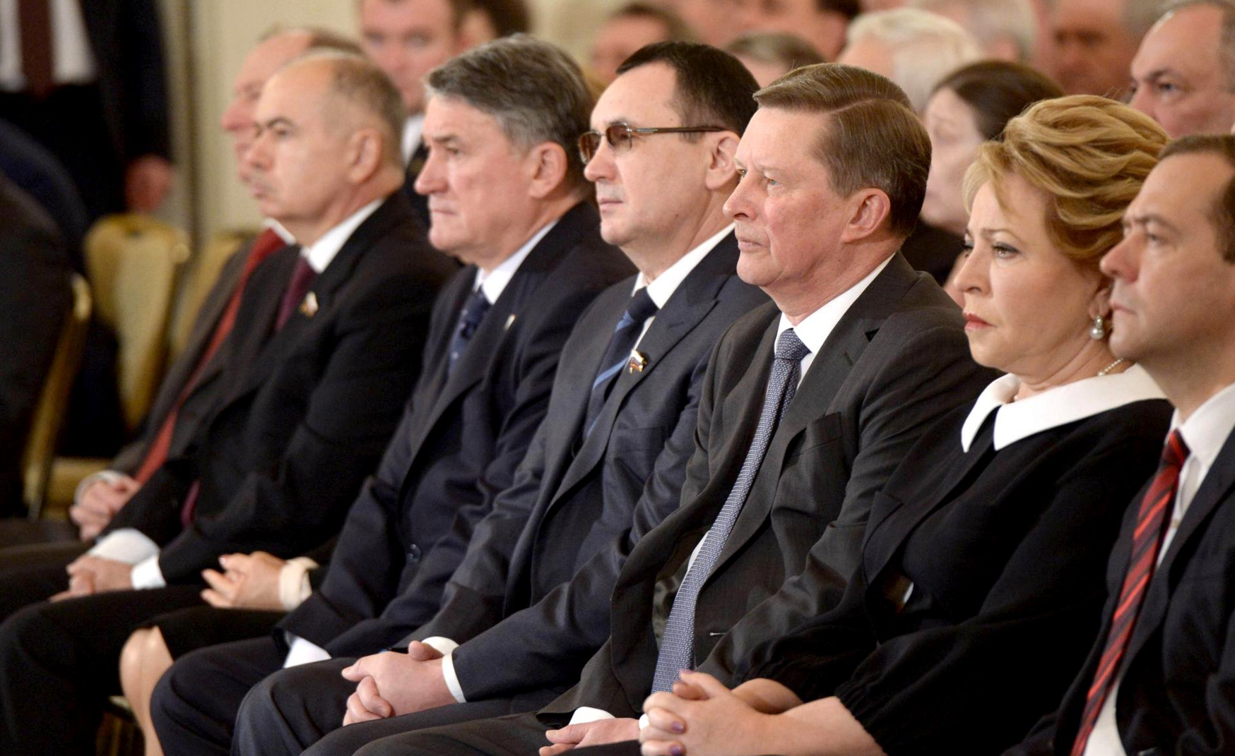 Путин: «Разрозненных нас сразу уничтожат, наша сила в единстве!»