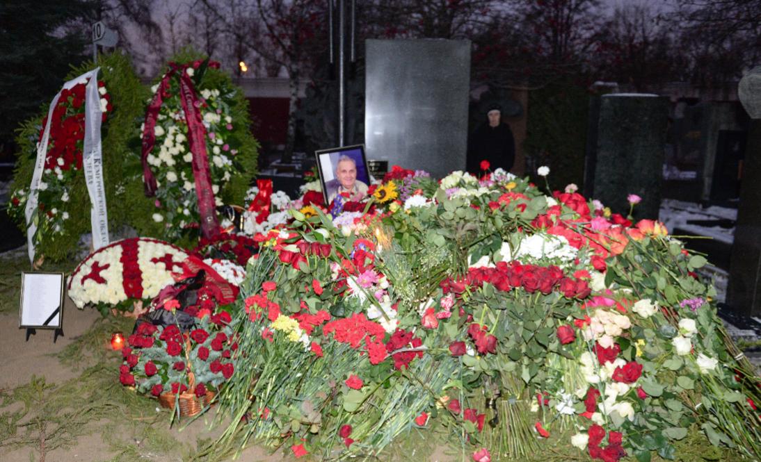 Москва простилась с Эльдаром Рязановым