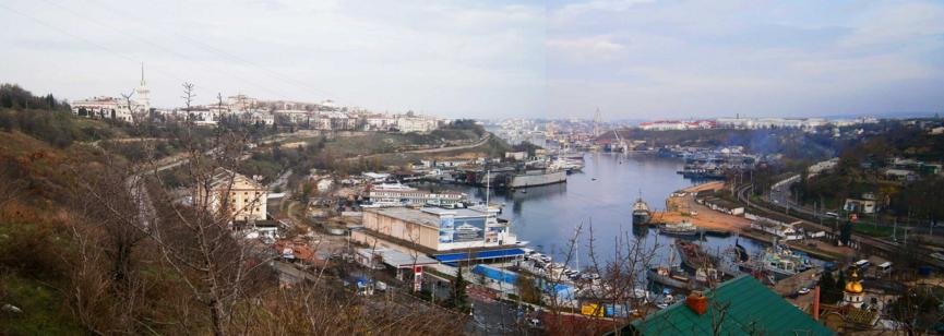 В центре Севастополя ограничат застройку 2,6 тыс. га