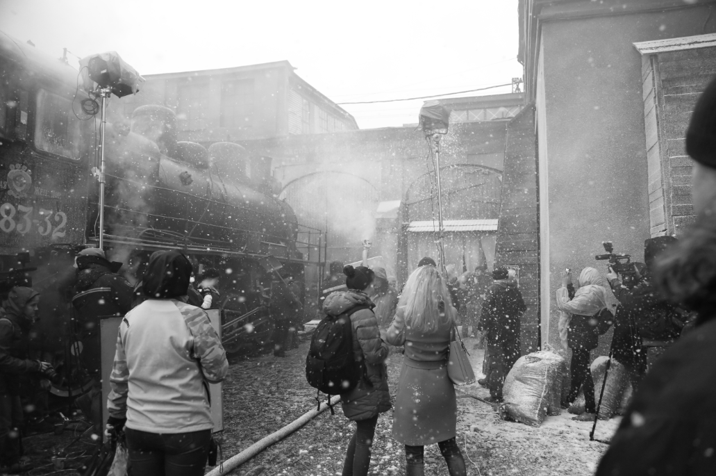 В Санкт-Петербурге начались съемки фильма «Коридор бессмертия»