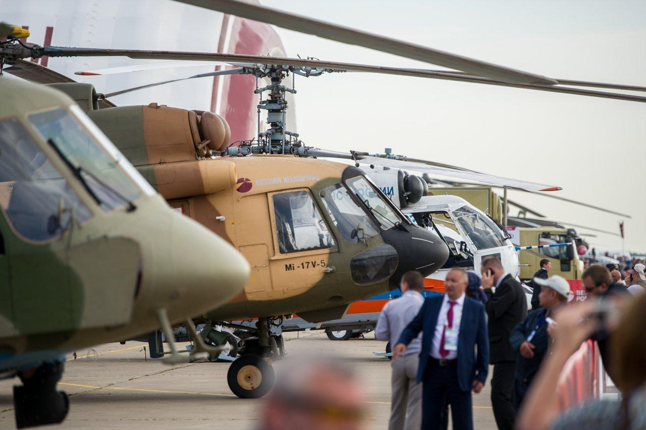 Россия достигла советских объемов производства вертолетов