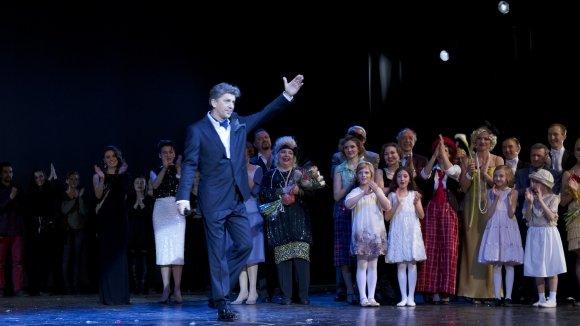 «Мюзикл — что-то пограничное между театром и спортом»