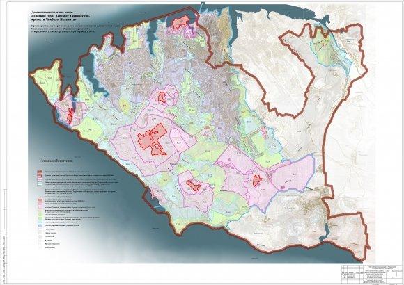 Охранные зоны Древнего Херсонеса предлагают увеличить на 4 тыс. га