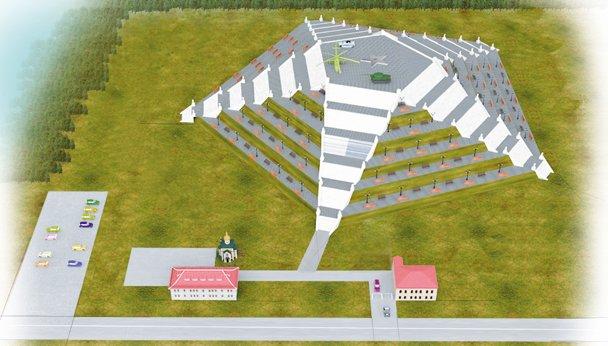 Из крупнейшей свалки хотят сделать мемориальный парк с кладбищем