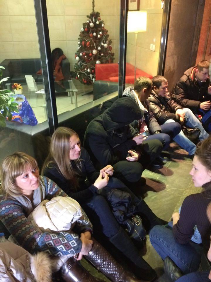 Банк «ДельтаКредит» ограничил работу центрального офиса