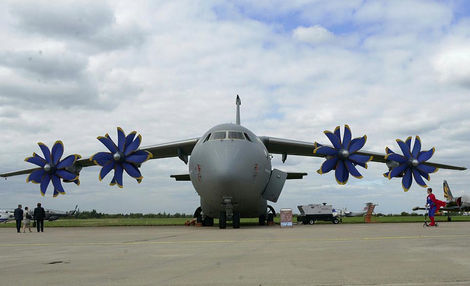 Знаменитый украинский авиаконцерн «Антонов» прекратил существование