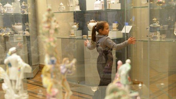 Музей декоративно-прикладного искусства покажет запасники