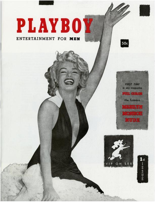 Журнал плейбой девушка в пенюаре фото 209-925