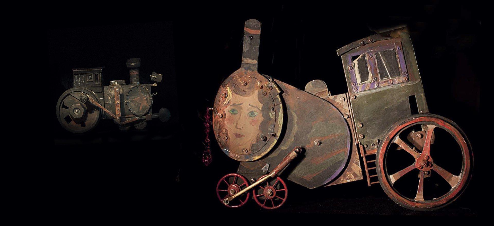 80-летие Резо Габриадзе отметят «Необыкновенной выставкой»
