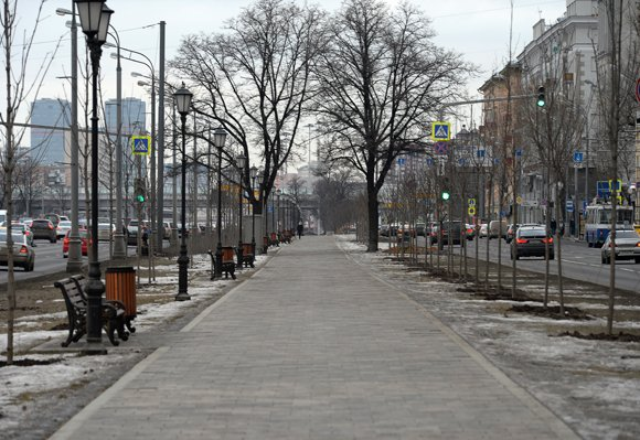 Москва потратит 1 млрд на разработку стандартов благоустройства