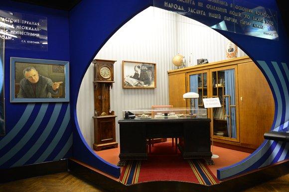 Капсулу Гагарина и кабинет Королева откроют для широкой публики