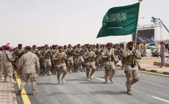 Мусульманская коалиция демонстрирует силу