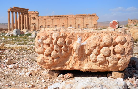 «Пальмира разрушена, но 95% экспонатов музея Дамаска спасли от ИГИЛ»