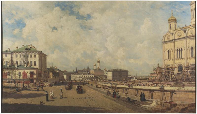Пушкинский музей показывает коллекцию Ильи Зильберштейна