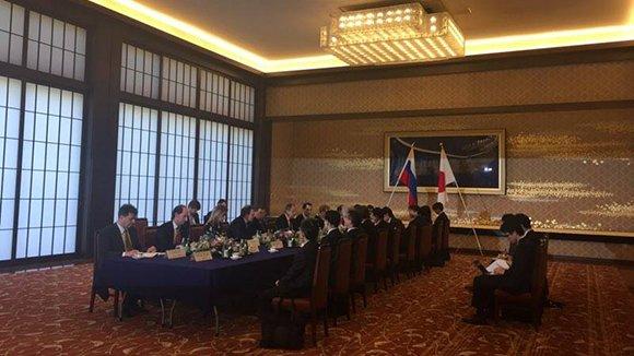 Россия и Япония постарались сблизить позиции по Курилам