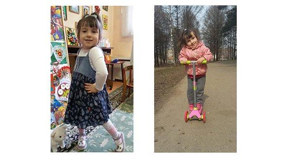 Помогите Даше Василевской встать на ноги