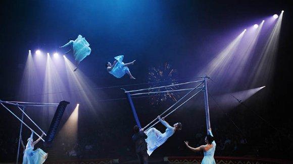 Объявлены победители первой международной премии «Принцесса цирка»