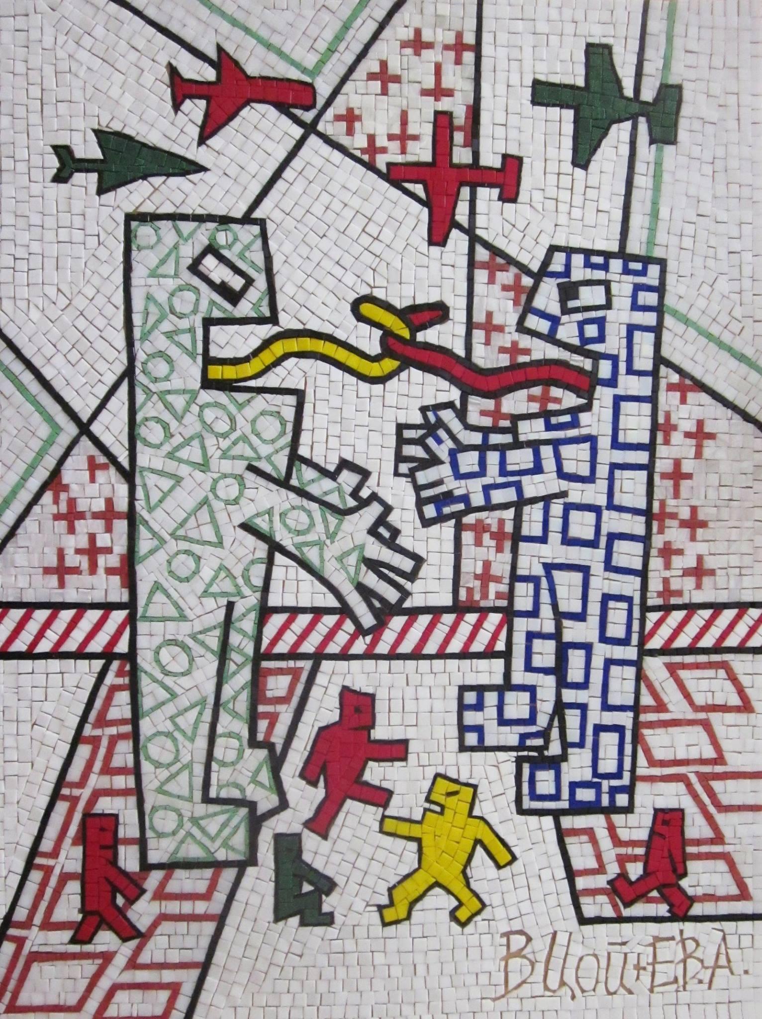 Стену Виктора Цоя выложат мозаикой