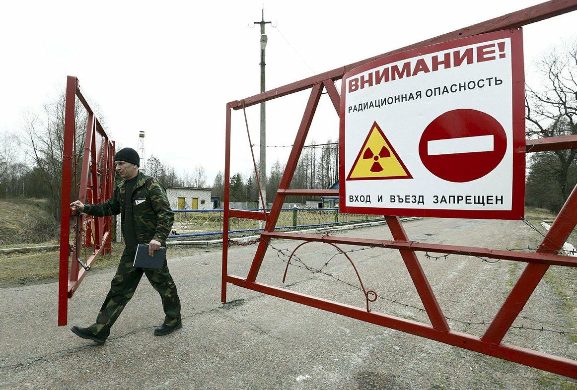 26 апреля — 30 лет со дня катастрофы на Чернобыльской АЭС