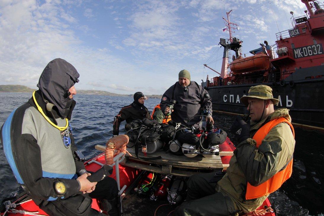 РГО начнет паспортизацию затонувших на Волге судов