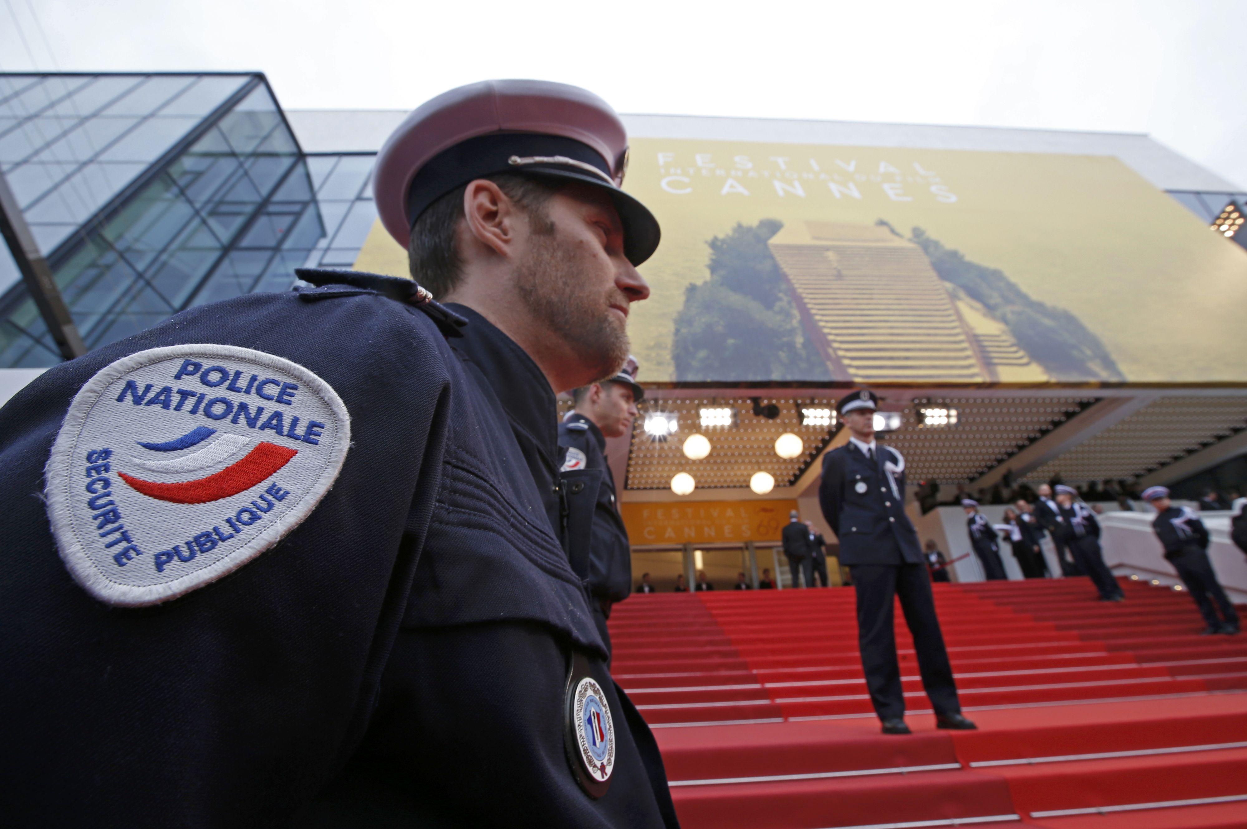 В Канне открылся 69-й кинофестиваль